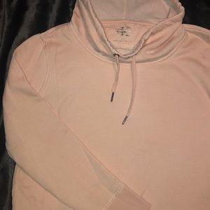 Calvin Klein Cowl Neck Sweatshirt